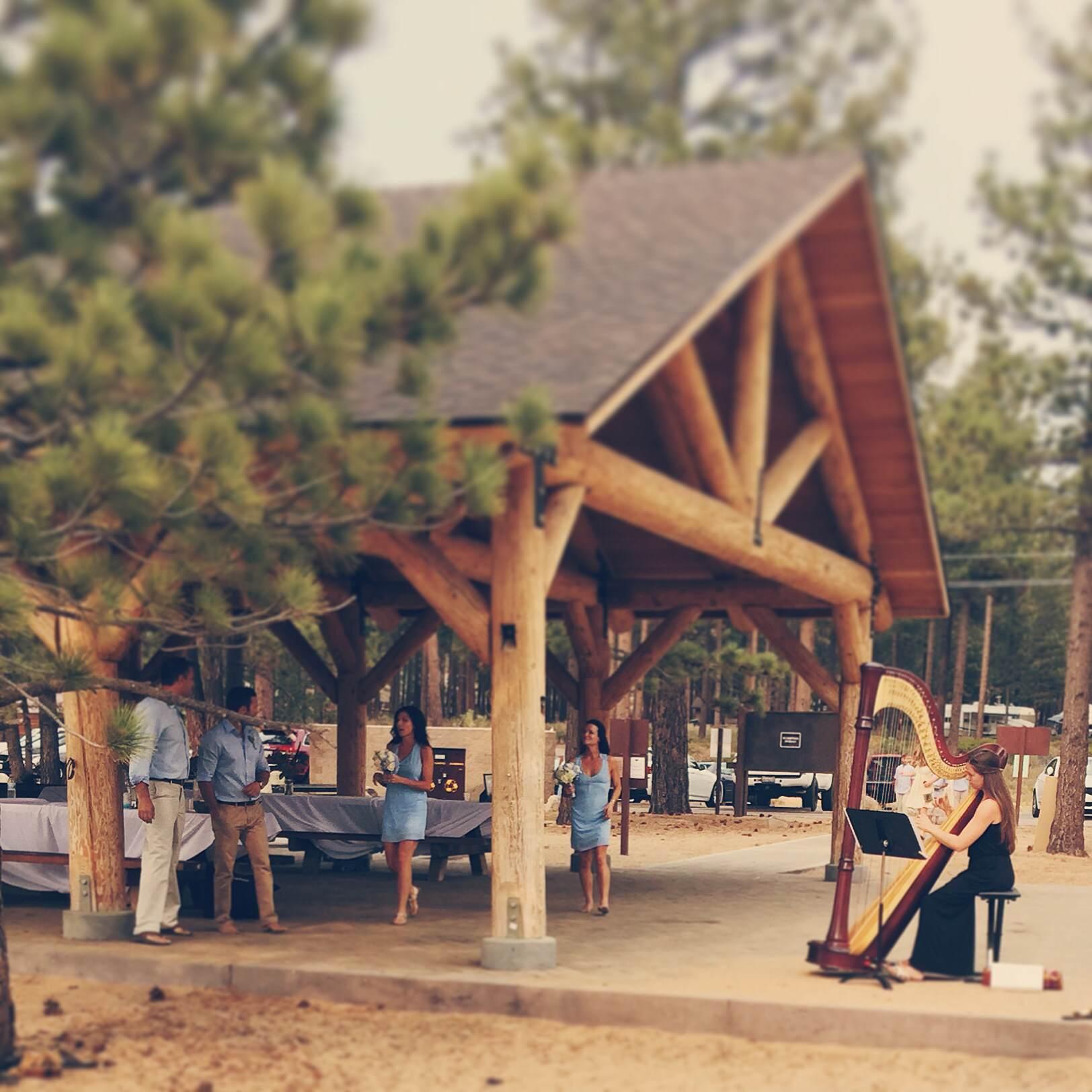 Weddings Events Reno Tahoe Harpist
